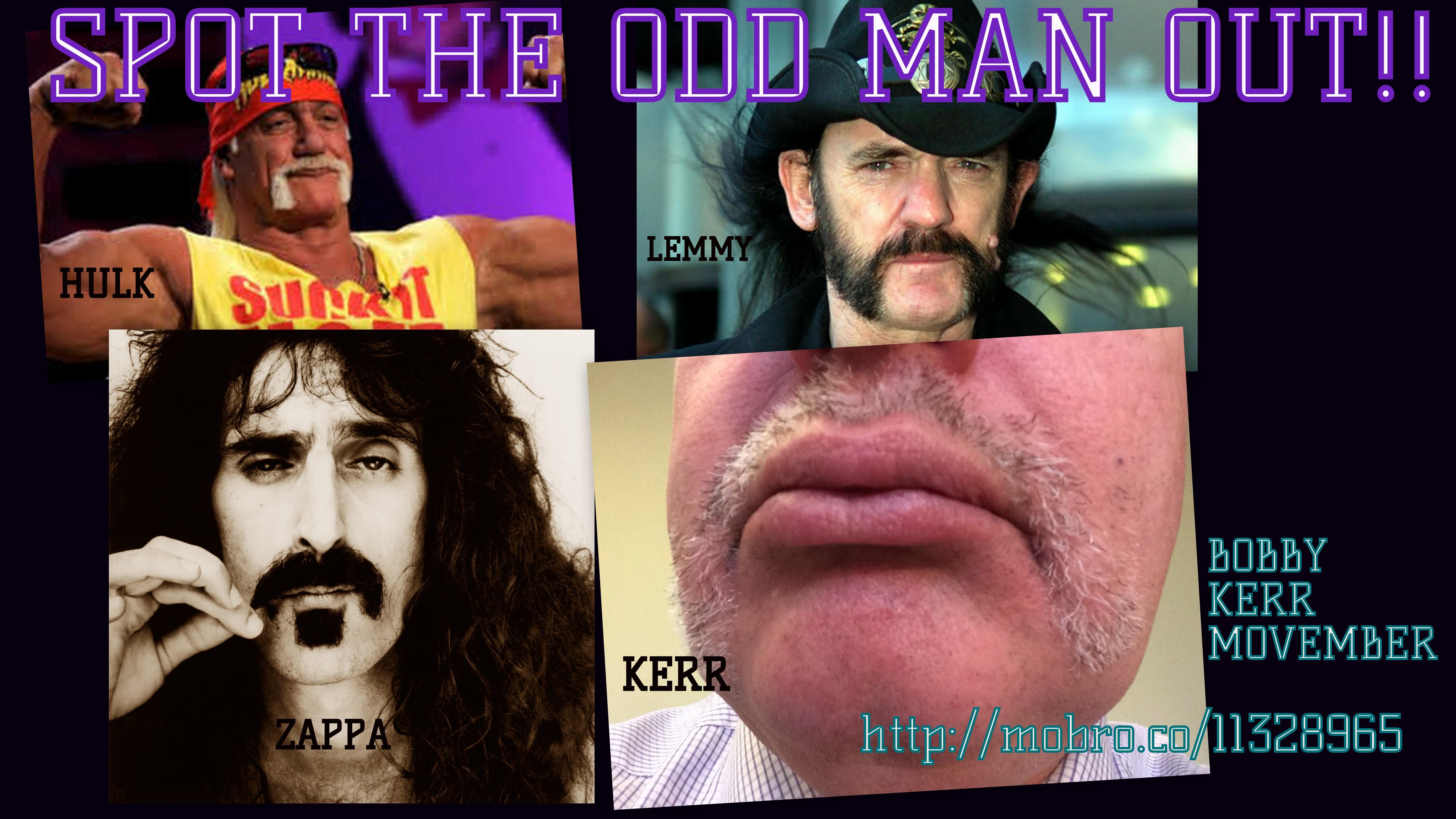 Kerr Movember